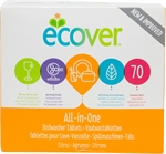 ECOVER All-in-one vaatwastabletten - Citrus