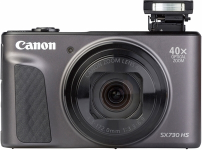 CANON POWERSHOT SX730 HS | CANON POWERSHOT SX730 HS test en review - Test Aankoop