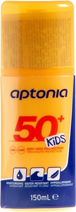 APTONIA (DECATHLON) KIDS 50+ | Zonnecrème, zonnelotion of zonnespray?