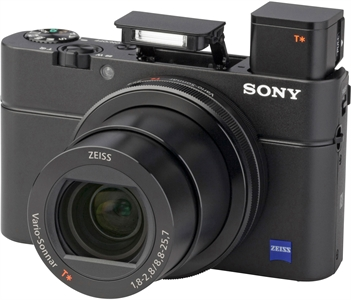 SONY CYBER-SHOT DSC-RX100 M3 | SONY CYBER-SHOT DSC-RX100 M3 test en review - Test Aankoop
