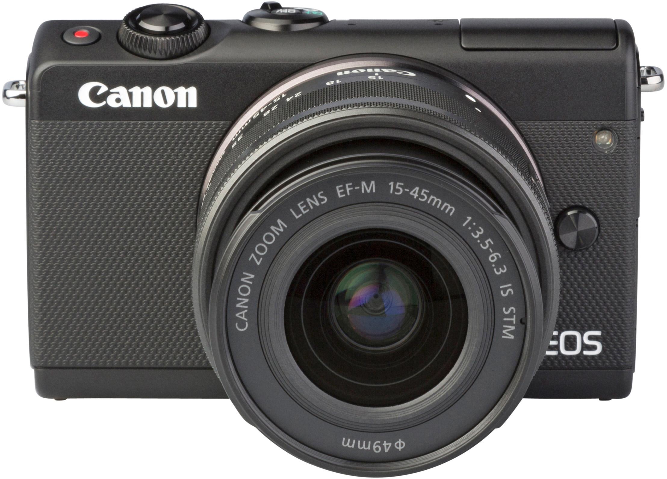 eb412eddb5a3bd CANON EOS M100 + EF-M 15-45mm f 3.5-6.3 IS STM  test complet, prix,  spécifications