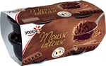 YOPLAIT Mousse intense melkchocolade