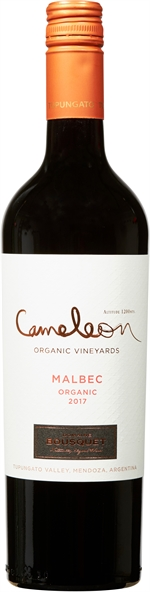 CAMELEON ORGANIC VINEYARDS 2017