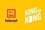 Telenet laat van zich horen met gsm-aanbod King & Kong