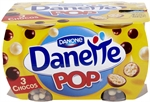 DANONE Danette pop 3 chocos