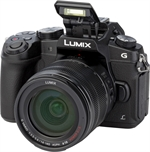 PANASONIC LUMIX DMC-G80 + LUMIX G VARIO 14-140MM F/3.5-5.6 ASPH. POWER O.I.S.