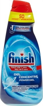 FINISH All in 1 Max Power Gel