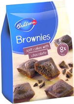 BAHLSEN Brownies chocolade