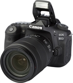 CANON EOS 90 D WITH EF-S 18-135 IS USM NANO