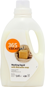 365 ESSENTIAL Washing liquid with Marseille soap