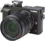 PANASONIC LUMIX DMC-GX80 + LUMIX G VARIO 14-140MM F/3.5-5.6 ASPH. POWER OIS