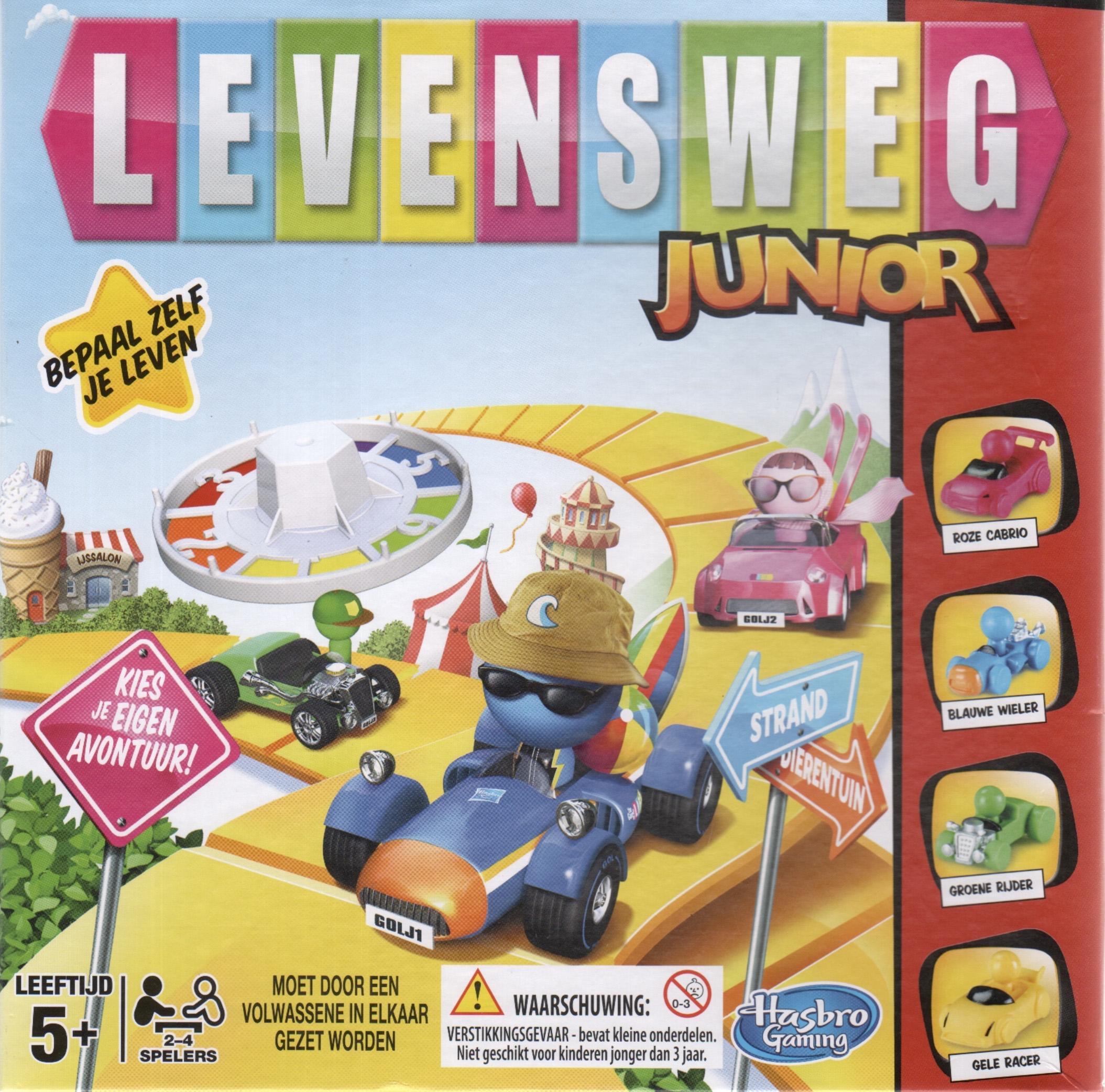 Hasbro Levensweg Junior Test Prijzen En Specificaties