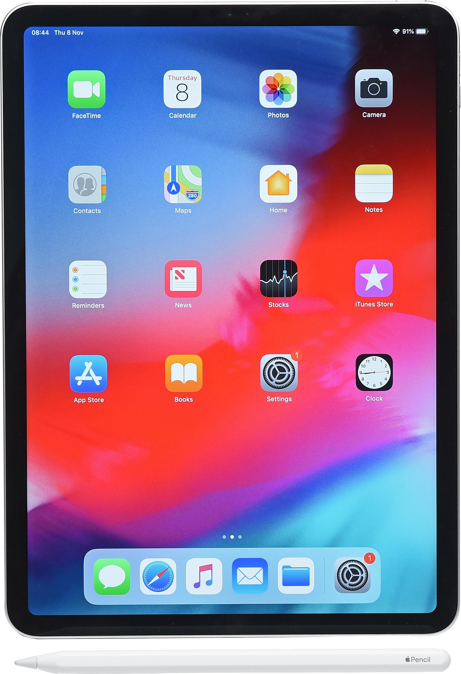 apple ipad pro 2018 11 64gb test prijzen en specificaties. Black Bedroom Furniture Sets. Home Design Ideas